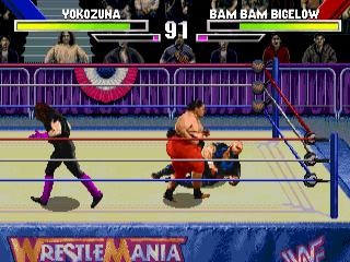 WWF Wrestlemania Arcade