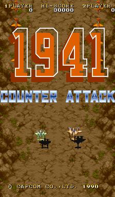 1941 - Counter Attack