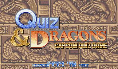 Quiz & Dragons