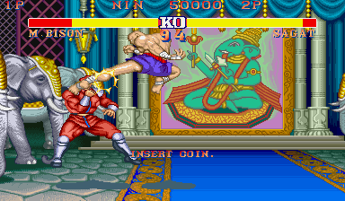 Street Fighter II' - Champion Edition