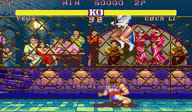 Street Fighter II' - Champion Edition