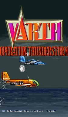 Varth - Operation Thunderstorm