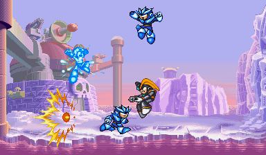 Mega Man - The Power Battle