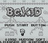 B.C. Kid