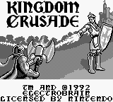Kingdom Crusade