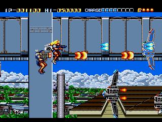 [Análise Retro Game] - Battle Mania Daiginjou Trouble Shooter Vintage - Mega Drive Battle_Mania_-_Dai_Gin_Jou_1