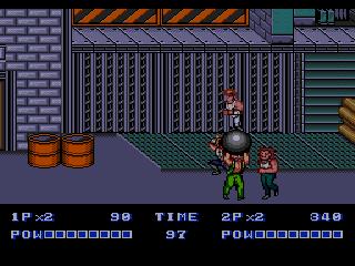 Double Dragon 2 The Revenge Download Roms Sega Genesis