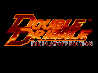 Double Dribble - The Playoff Edition