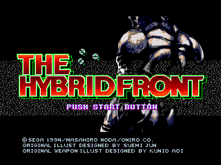 Hybrid Front, The