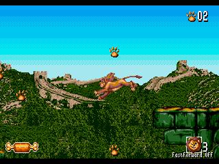 lion king sega genesis game download