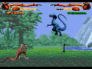 Primal Rage Download Roms Sega Genesis Sega