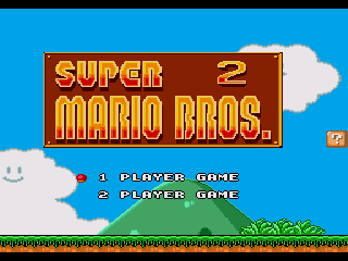 Super Mario 2 1998 - Download - ROMs - Sega Genesis/Sega