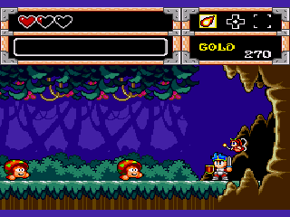 Wonder Boy In Monster World Download Roms Sega