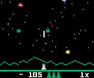 Astrosmash - Meteor