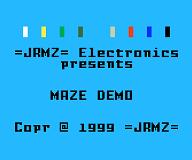 Maze Demo