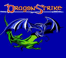Advanced Dungeons & Dragons - Dragon Strike