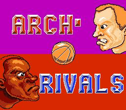 Arch Rivals - A BasketBrawl!