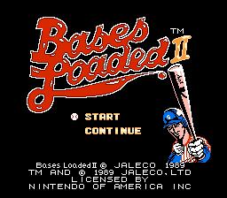 Bases Loaded II