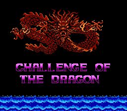 Challenge of the Dragon (Sachen)