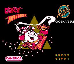 Dizzy The Adventurer