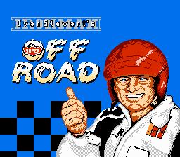 Ivan Ironman Stewart's Super Off-Road