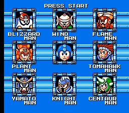 Megaman VI