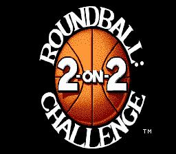 Roundball - 2-on-2 Challenge