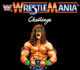 WWF WrestleMania Challenge