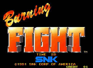 Burning Fight
