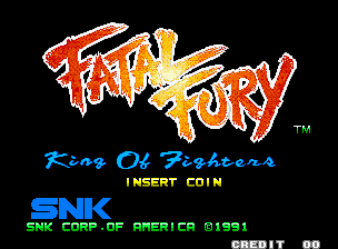 Fatal Fury - King of Fighters