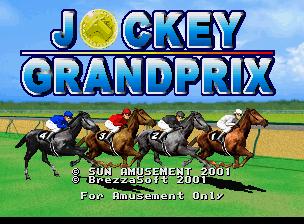 Jockey Grand Prix