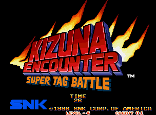 Kizuna Encounter - Super Tag Battle