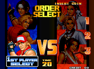 The King of Fighters '98 - The Slugfest