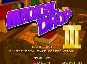 Magical Drop III