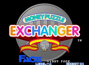 Money Puzzle Exchanger
