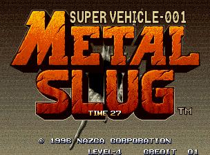Metal Slug - Super Vehicle-001