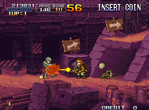Metal Slug X - Super Vehicle-001