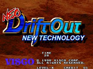 Neo Drift Out - New Technology