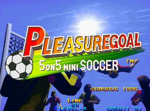 Pleasure Goal