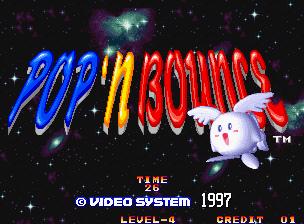 Pop 'n Bounce