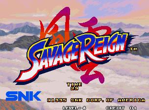 Savage Reign