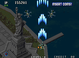 aero fighters 2 rom
