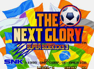 Super Sidekicks 3 - The Next Glory
