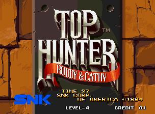 Top Hunter - Roddy & Cathy