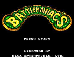 Battlemaniacs