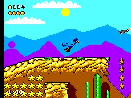 Desert Speedtrap - Starring Road Runner and Wile E. Coyote