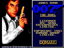 James Bond 007 - The Duel