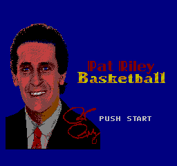 Pat Riley Basketball