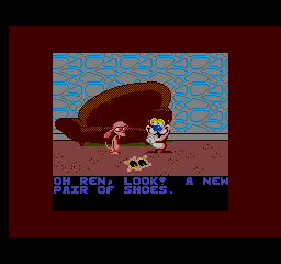 Ren & Stimpy - Quest for the Shaven Yak, The