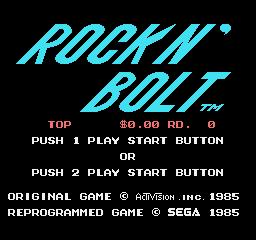 Rock N' Bolt